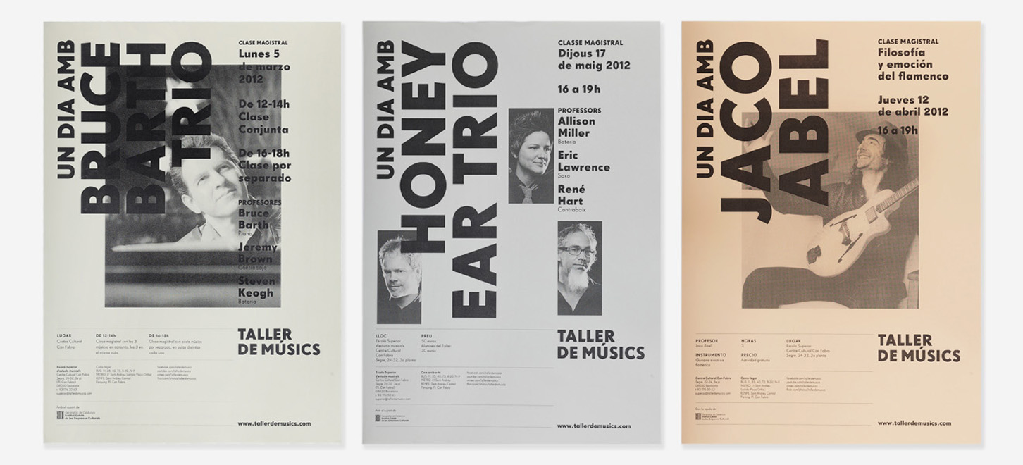Promocional posters