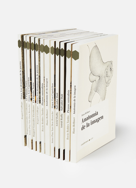 Collection for a series of art books