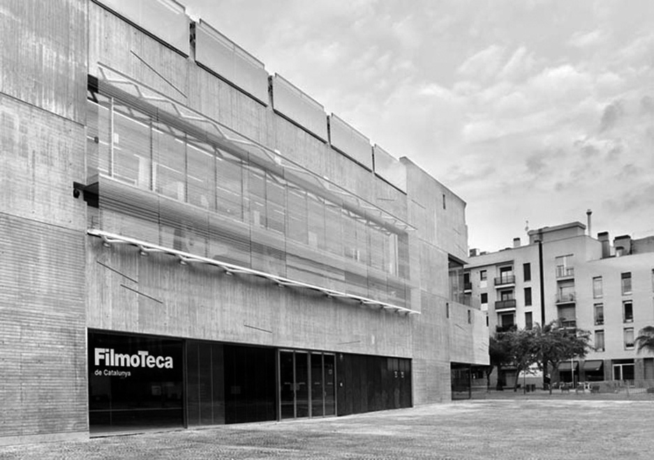 In 2013 the congress of the International Federation of Film Archives (FIAF) is going to be held in the new building of the